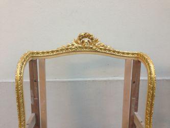 Bergère Louis XVI - Travail effectué à l'atelier Nguyen
